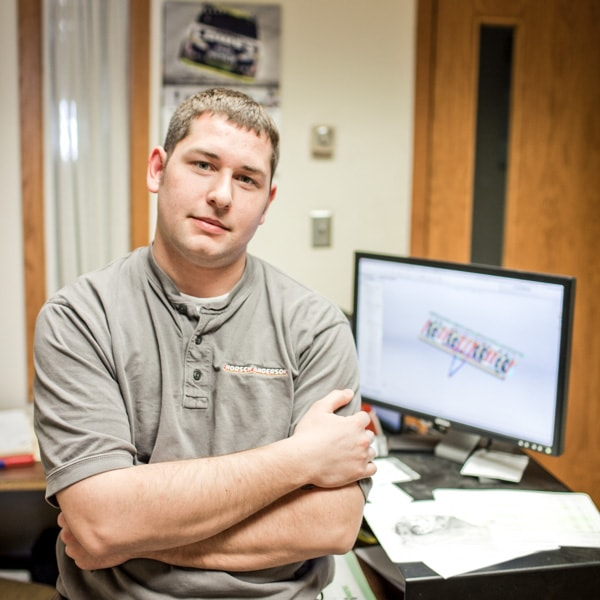 CADD & Engineering in Manufacturing at Anderson Industries