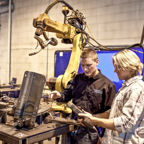 Complete Process Quality Control in Manufacturing at Anderson Industries