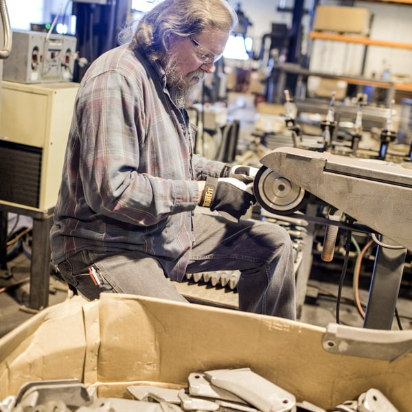 Flexible Volume in Manufacturing at Anderson Industries