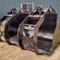 Viper Grapple loader attachment by Anderson Industries