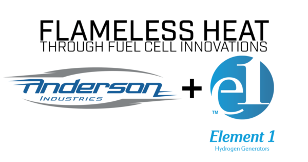 Flameless Heat Through Fuel Cell Innovations