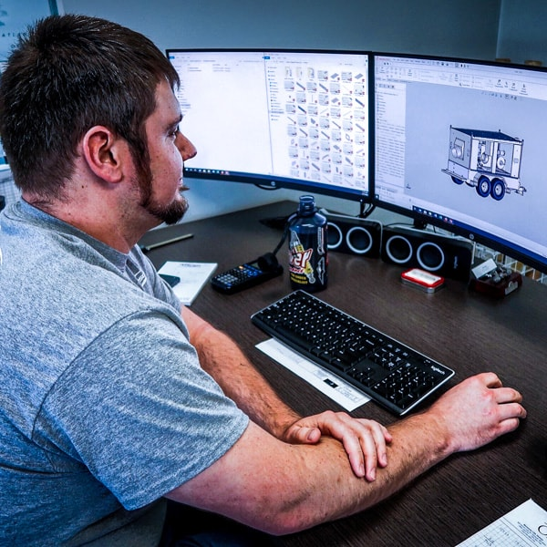 Engineering & CAD at Anderson Industries