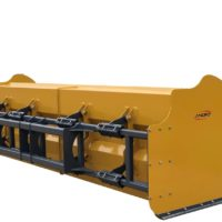 Anderson SnoDozer front end loader attachment