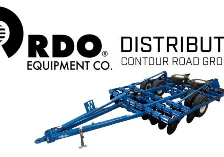 RDO Equipment now a Distributor of Contour Road Groomer